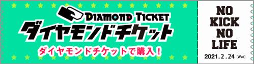 ダイヤモンドチケットで購入